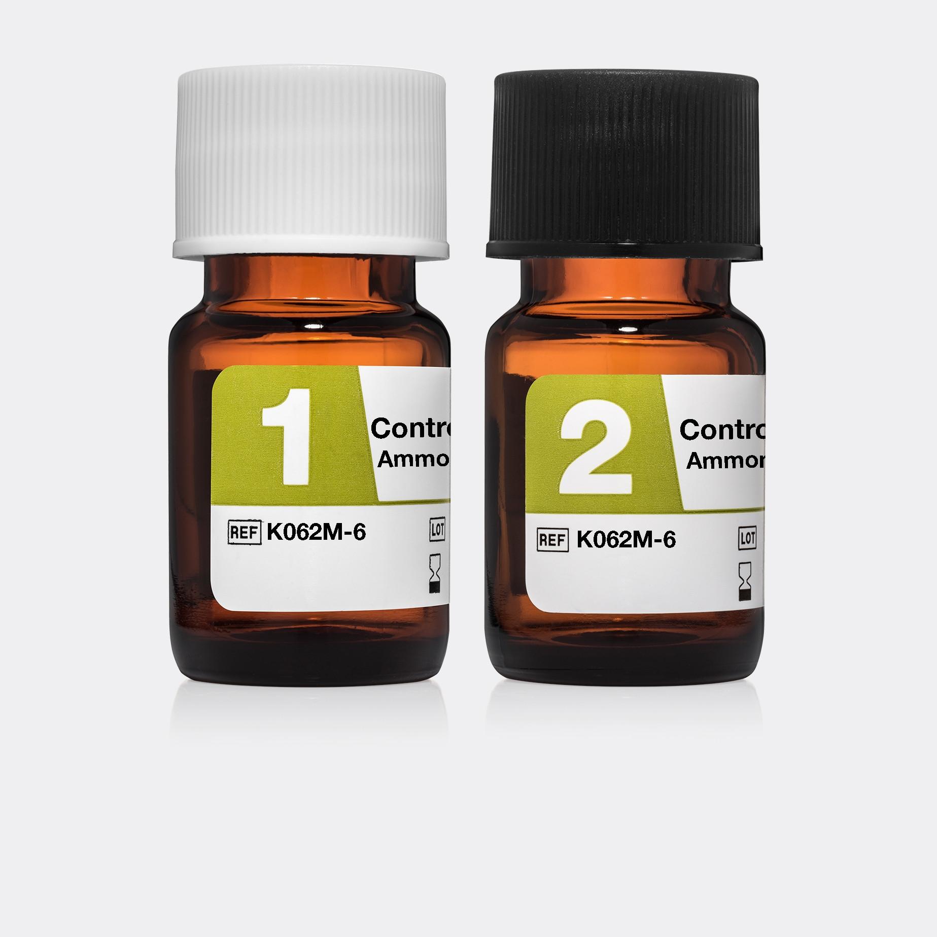 Control LQ Ammonia/Ethanol