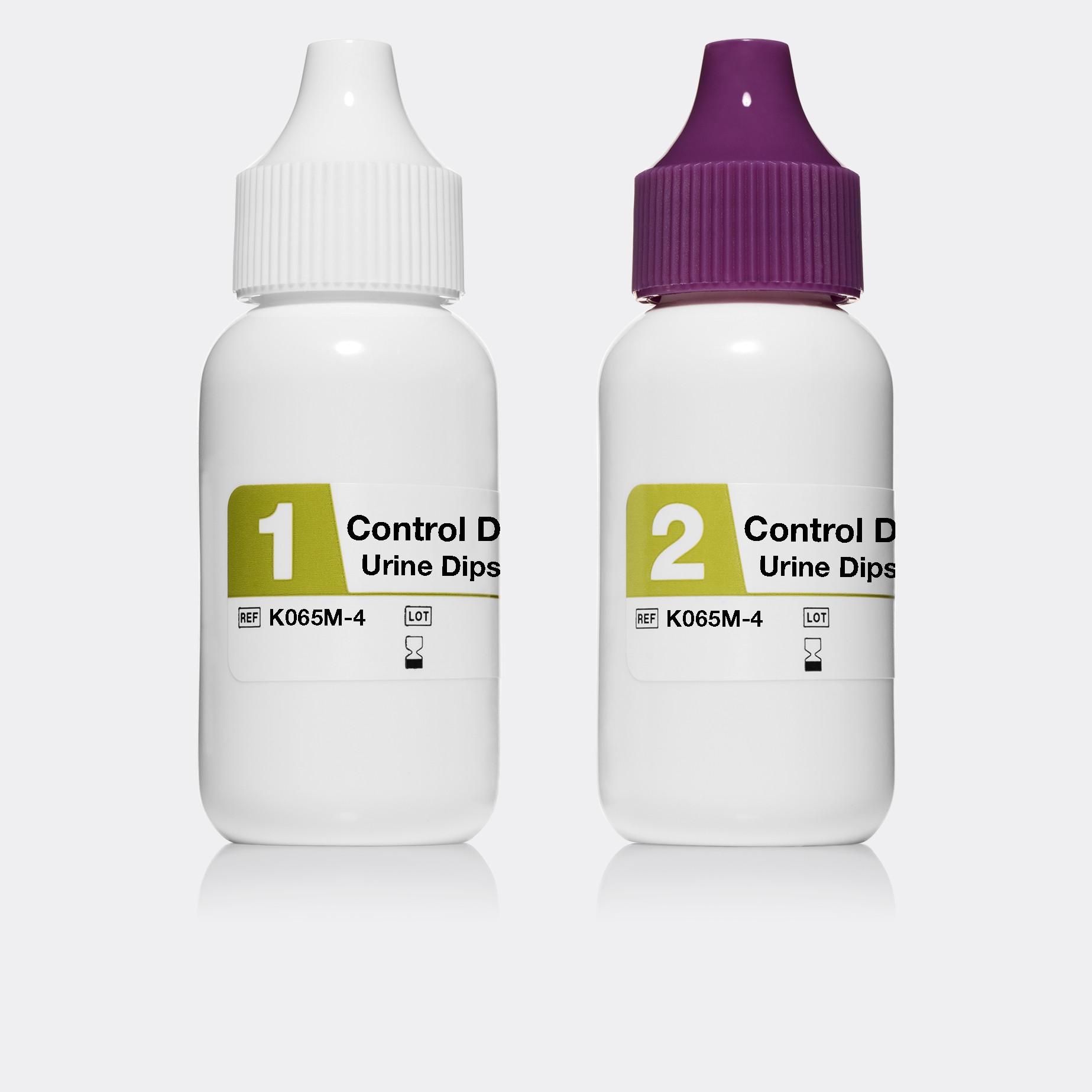 Control DROP LQ Urine Dipstick, 25mL