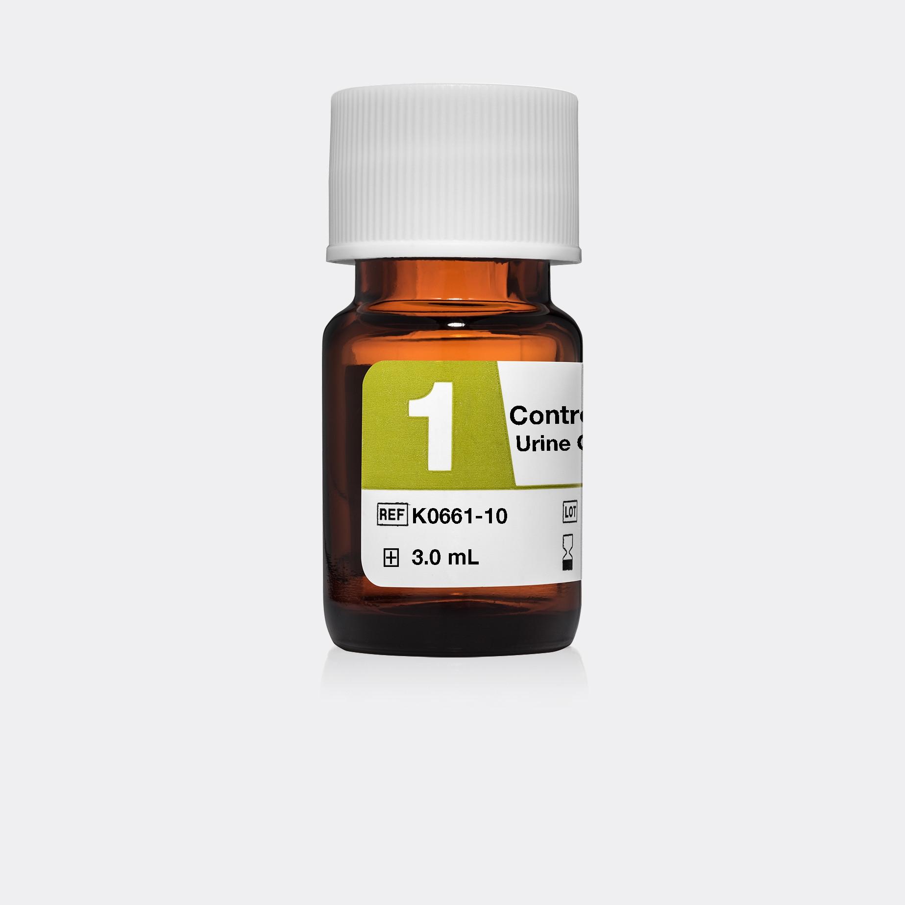 Control FD Urine Chemistry, Level 1