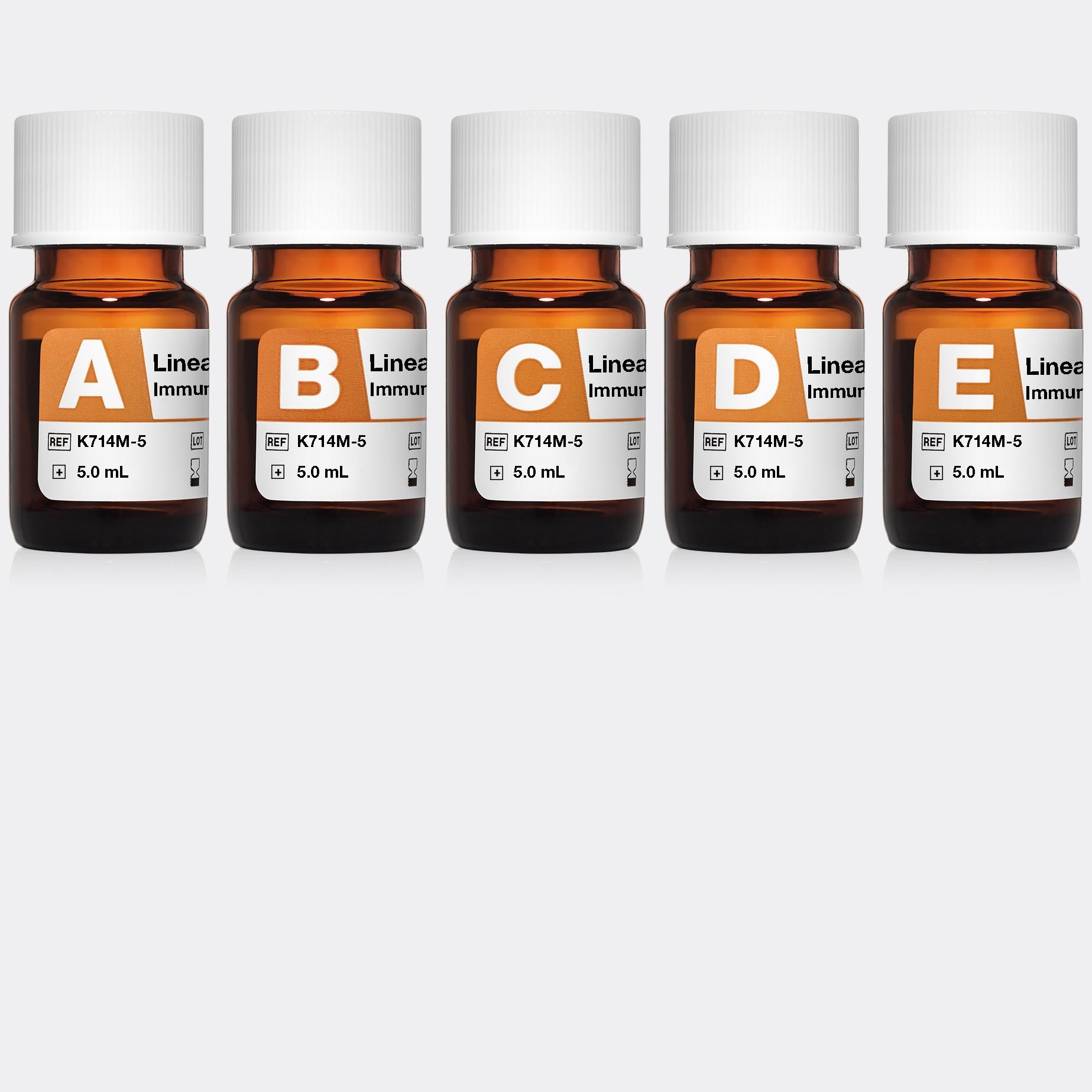 Linearity FD Immunoassay