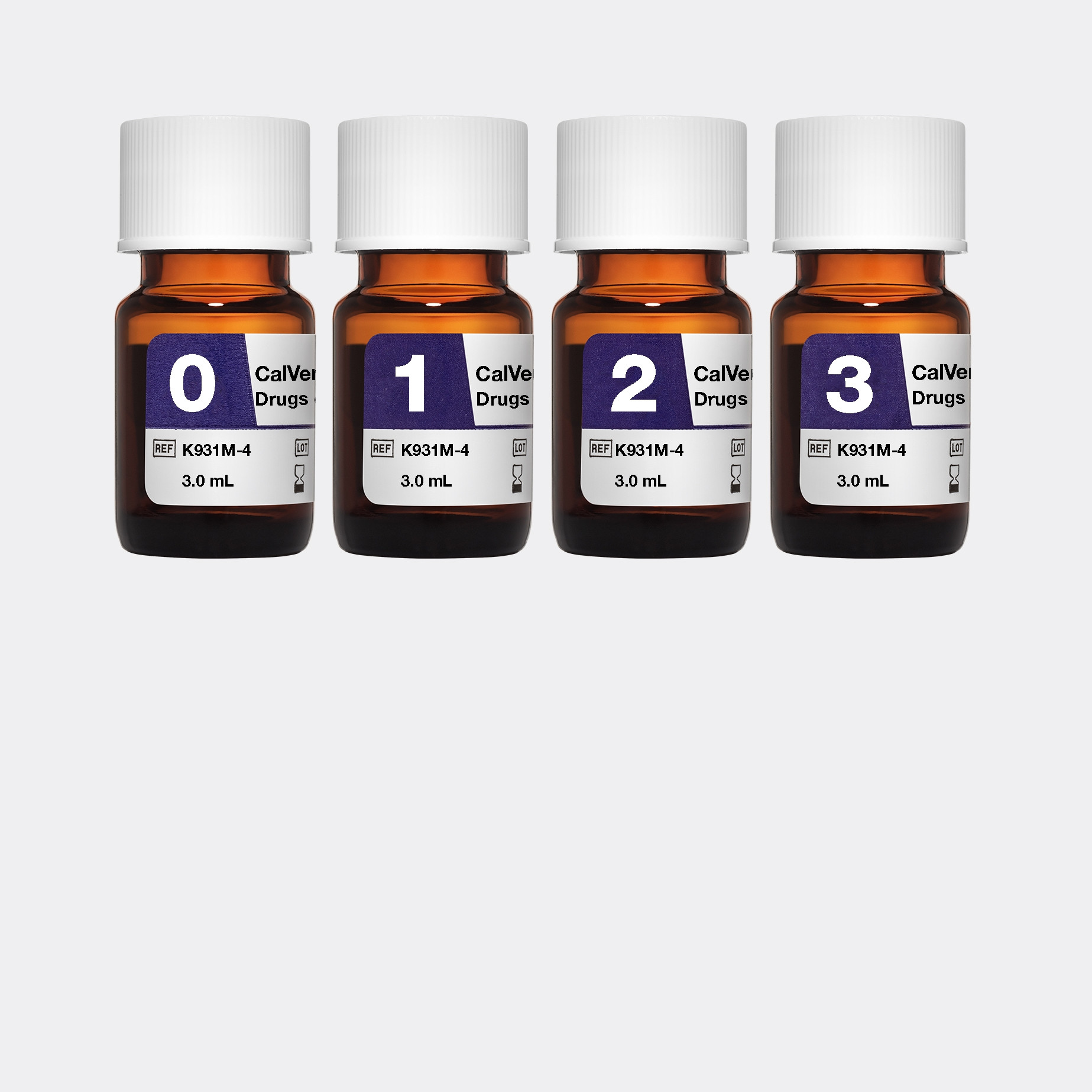 CalVer FLQ Drugs of Abuse for Roche Systems